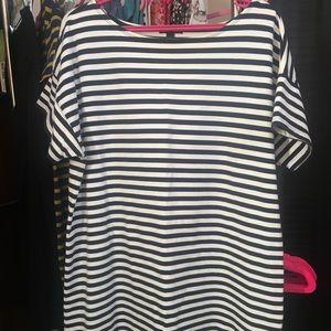J. Crew T-Shirt Dress - XL - New - Extra Large